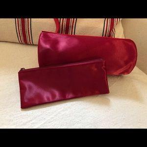 MAC makeup bags. NWOT. Original box